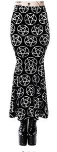 Killstar Venom Rhiannon Maxi Skirt